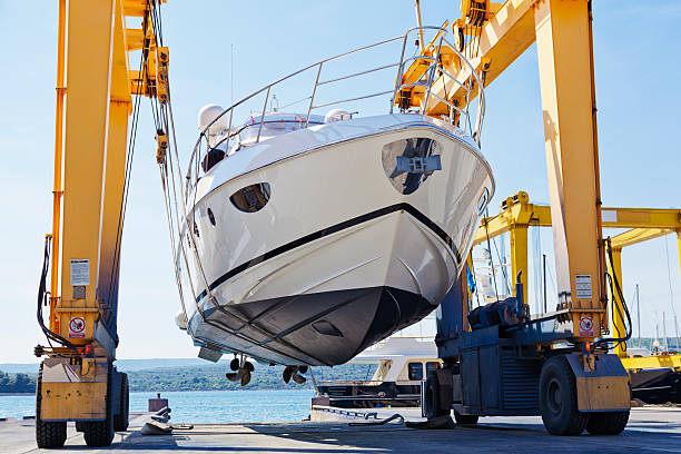 boat to be under maintenance