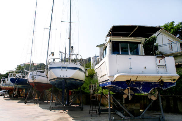 old boats that will be restored
